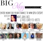 $750 Cash – The Big May Giveaway